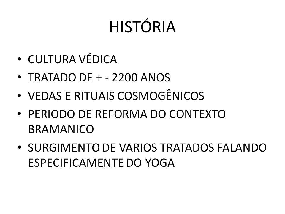 HISTÓRIA CULTURA VÉDICA TRATADO DE + - 2200 ANOS VEDAS E RITUAIS COSMOGÊNICOS PERIODO DE REFORMA DO CONTEXTO BRAMANICO SURGIMENTO DE VARIOS TRATADOS F