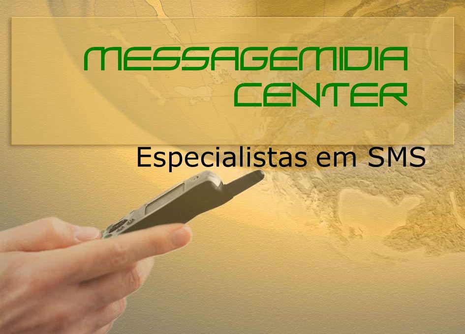 Ser a melhor empresa para as necessidades de nossos clientes com comunicação instantânea via SMS e MMS.