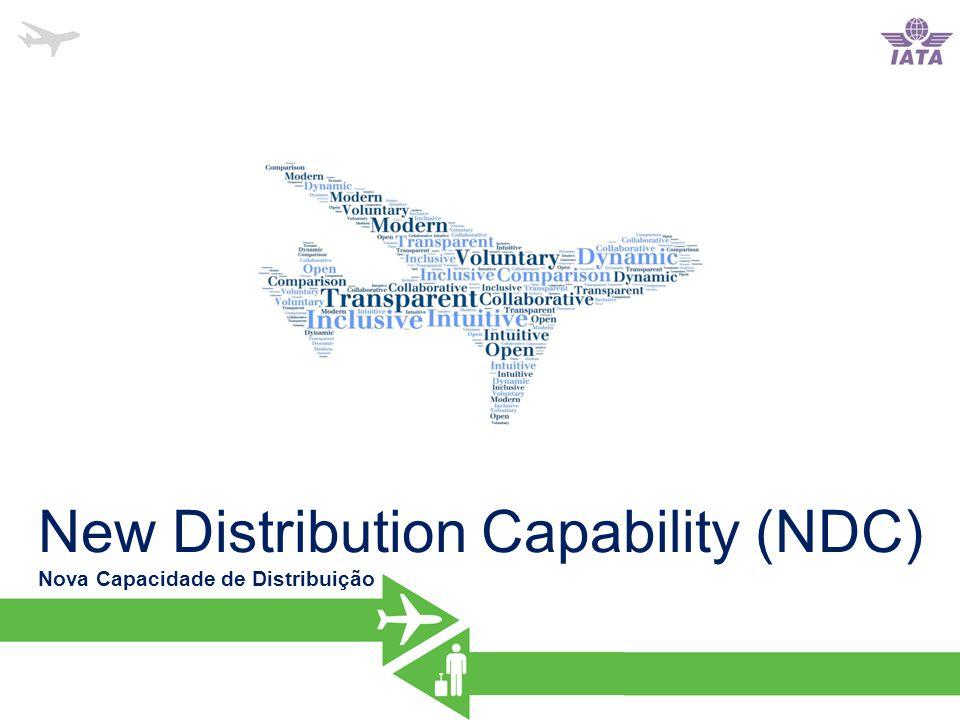 New Distribution Capability (NDC) Nova Capacidade de Distribuição