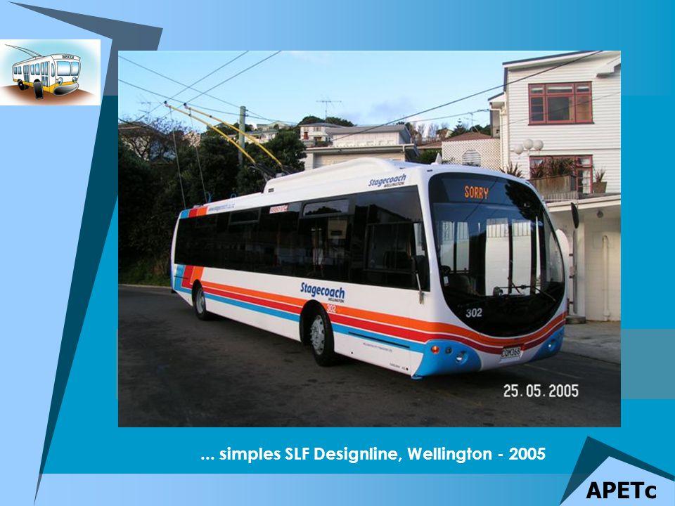 ... simples SLF Designline, Wellington - 2005 APETc
