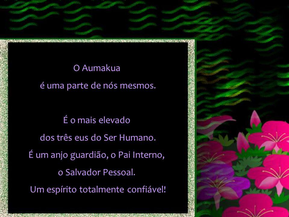 Somente a vida vivida sem a direção do Aumakua e sem UNIÃO com ele poderia ser predominantemente sofredora e cheia de tristezas...