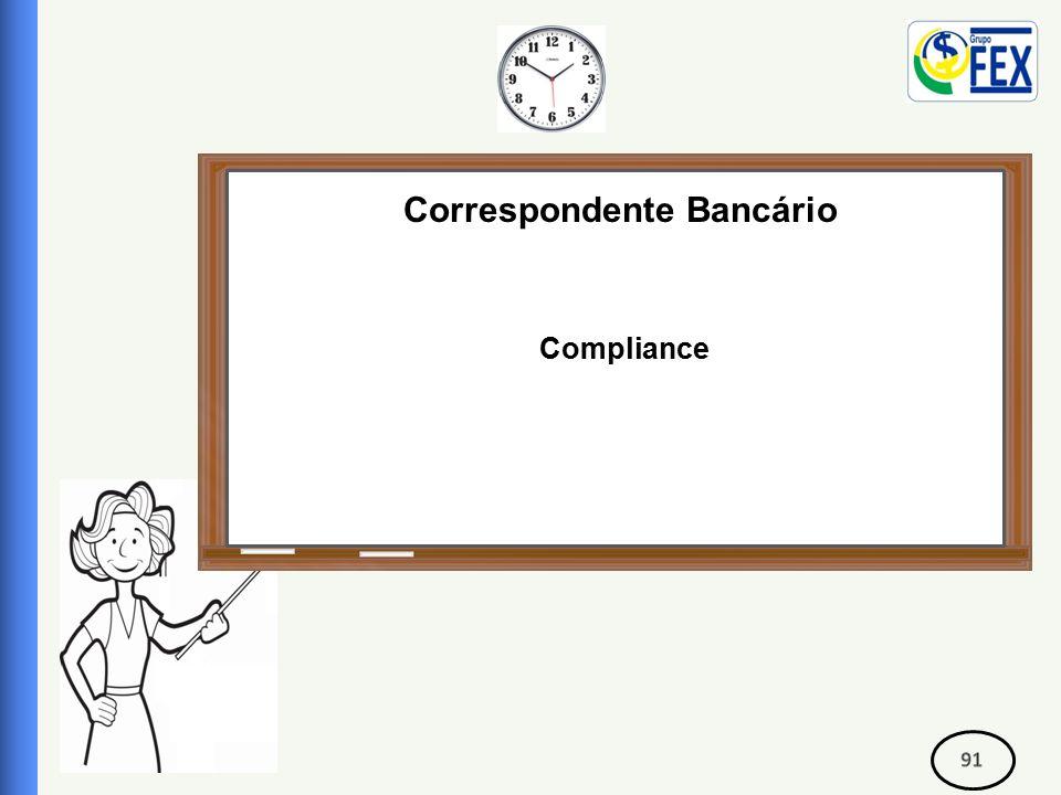 Correspondente Bancário Compliance