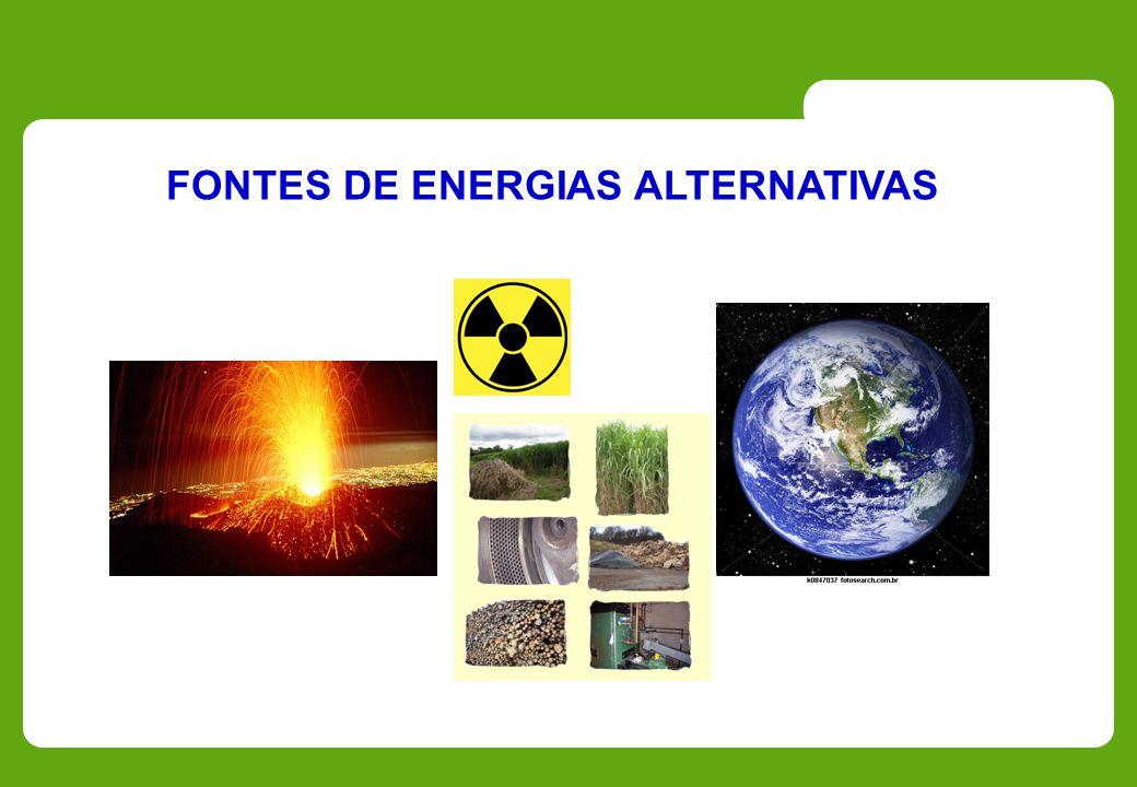 HIDROGÊNIO Fontes de Energias Alternativas