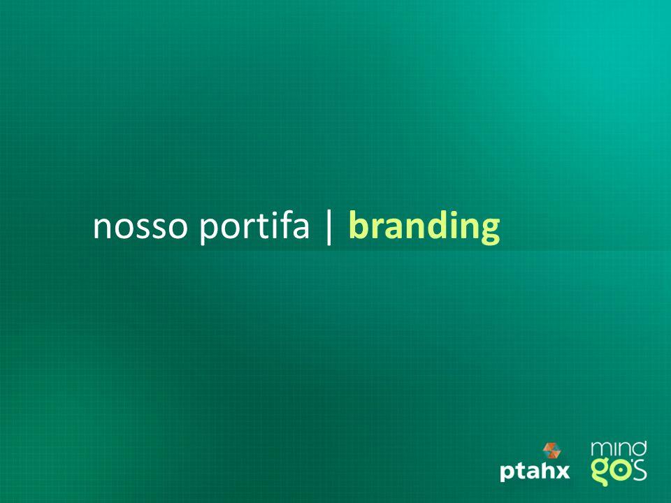 nosso portifa   branding