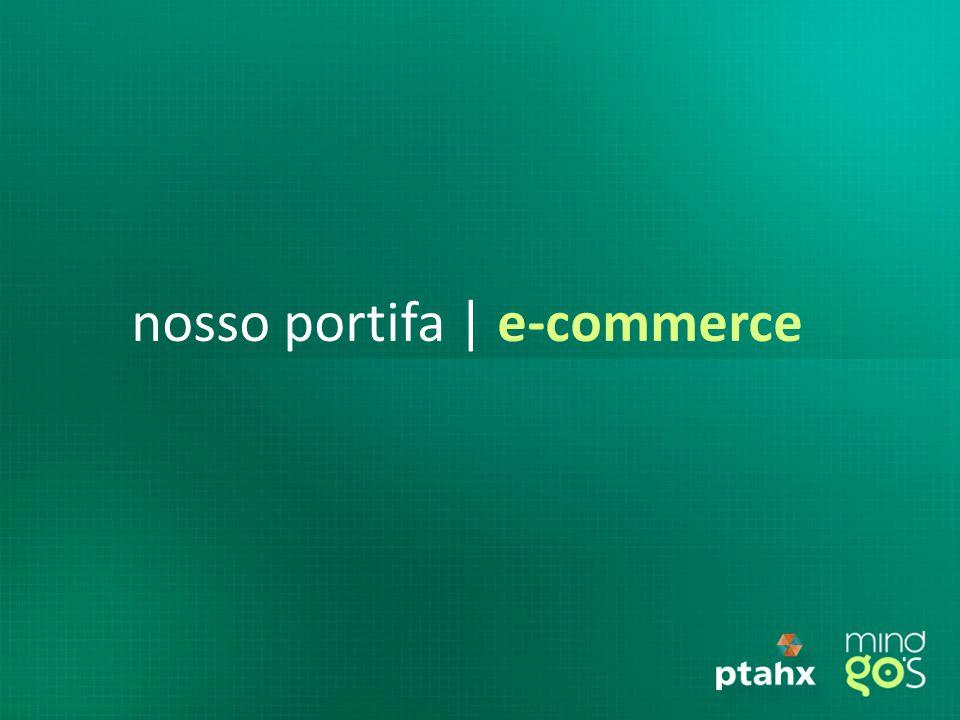 nosso portifa   e-commerce