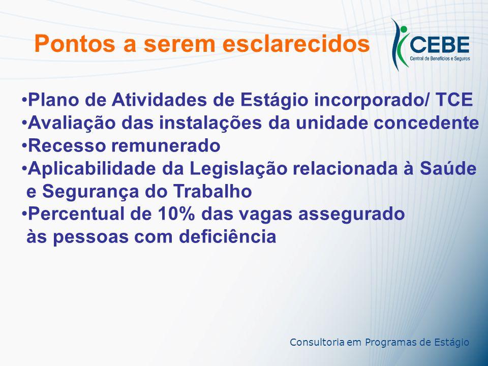 DEPOIS da Nova Lei Fiscalização e penalizações Agentes de Integração responsabilizados civilmente se indicarem estagiários para a realização de ativid