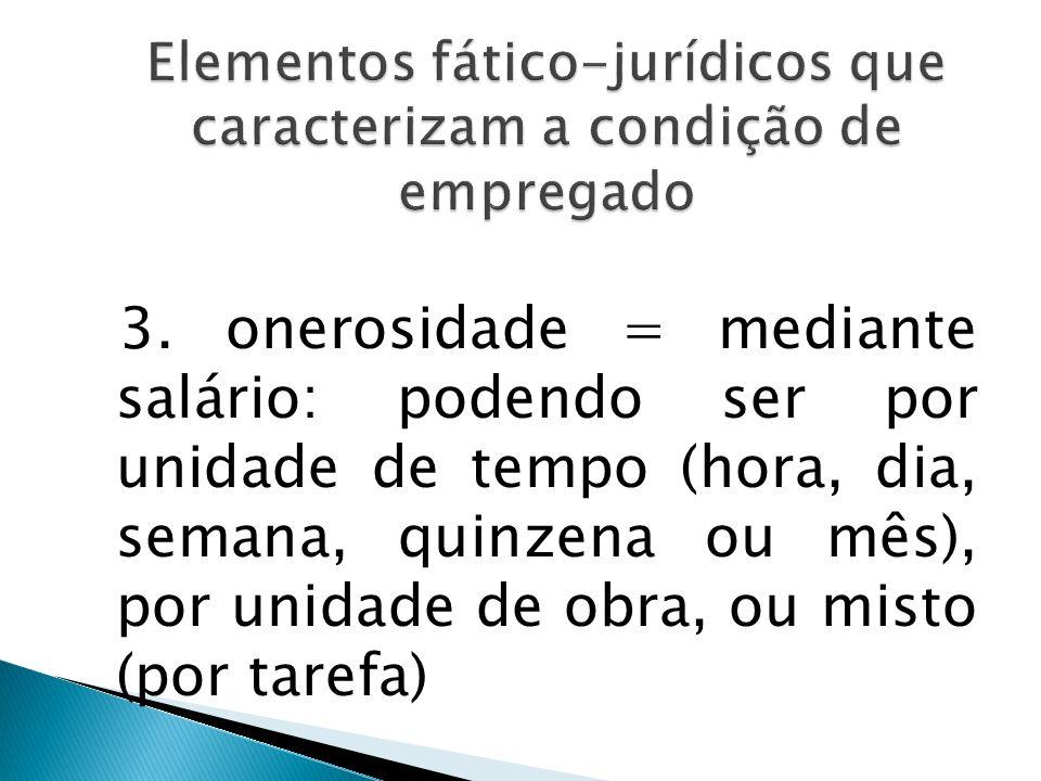 """2. prestação de serviço de natureza pessoal = pessoalidade vem do conceito legal de empregador, no artigo 2º = o contrato de trabalho é firmado """"intui"""