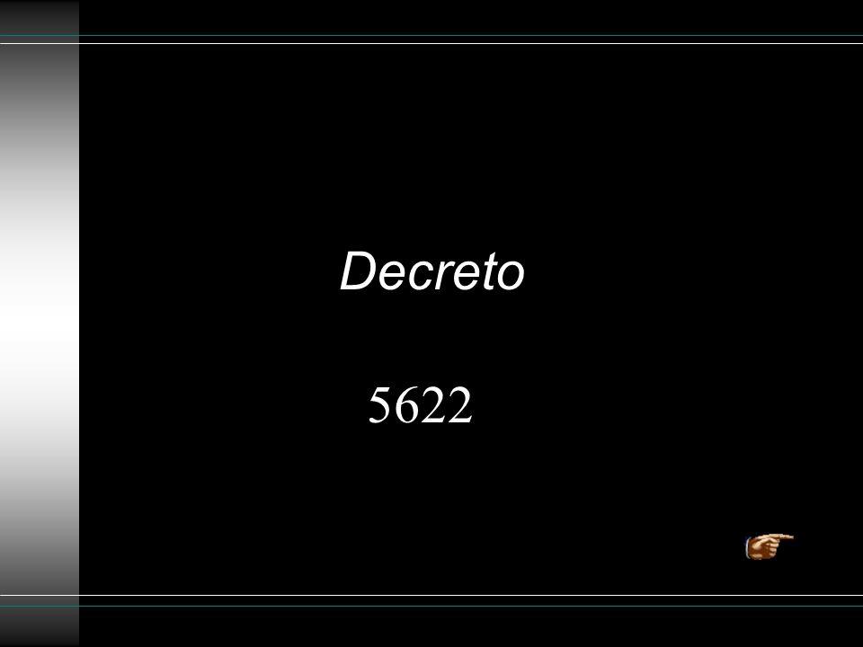 Decreto 5622