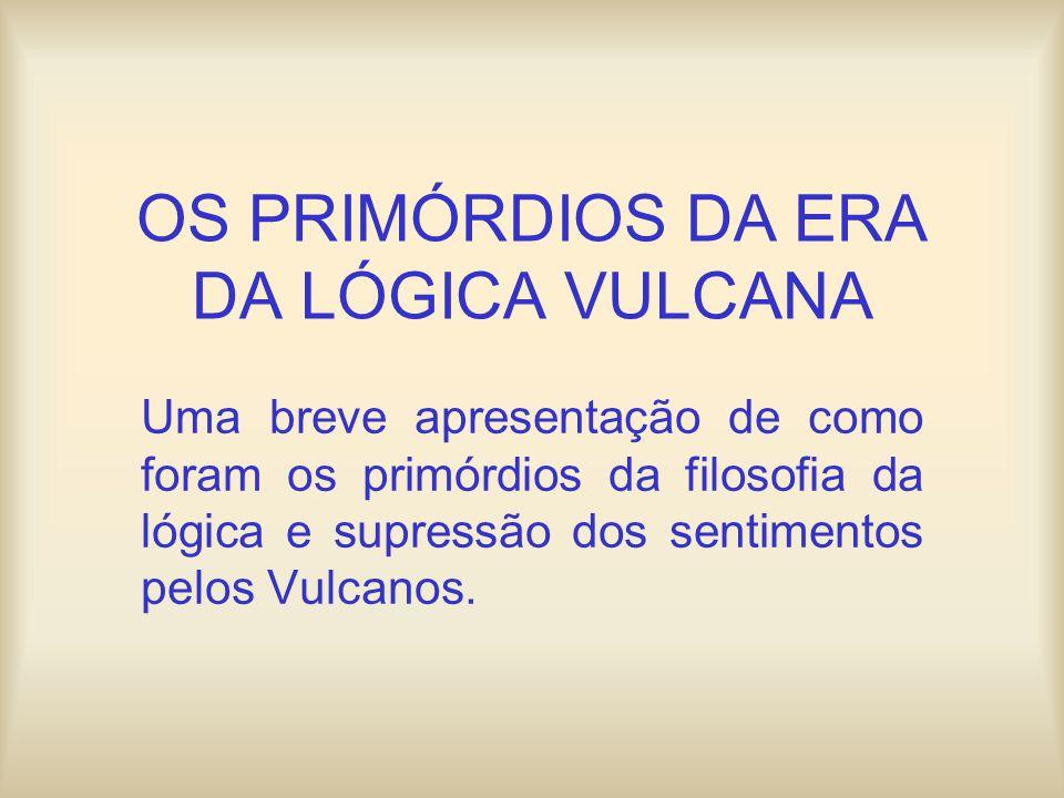 Escravizaram os Vulcanos o que conduziu à maior guerra na história de Vulcano. X