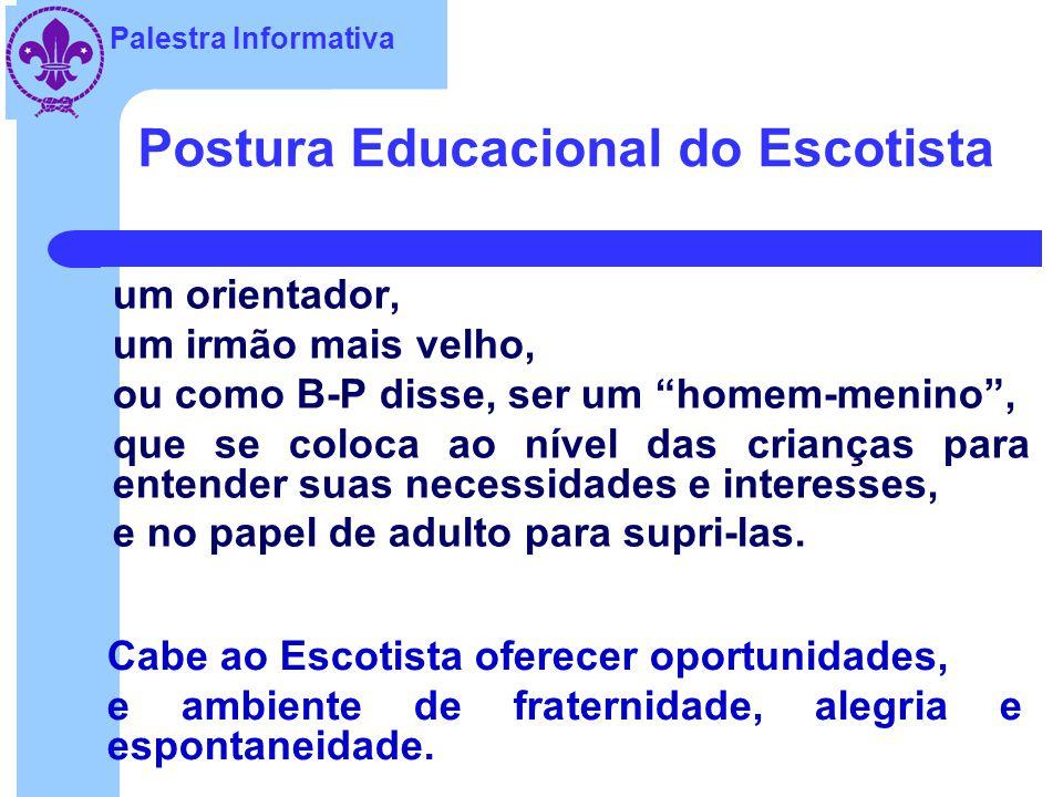 Palestra Informativa Escotismo no Brasil 1910 com Sub-oficiais da Marinha. 1913 no Rio Grande do Sul. 1924 a unificação das associações, fundação da U