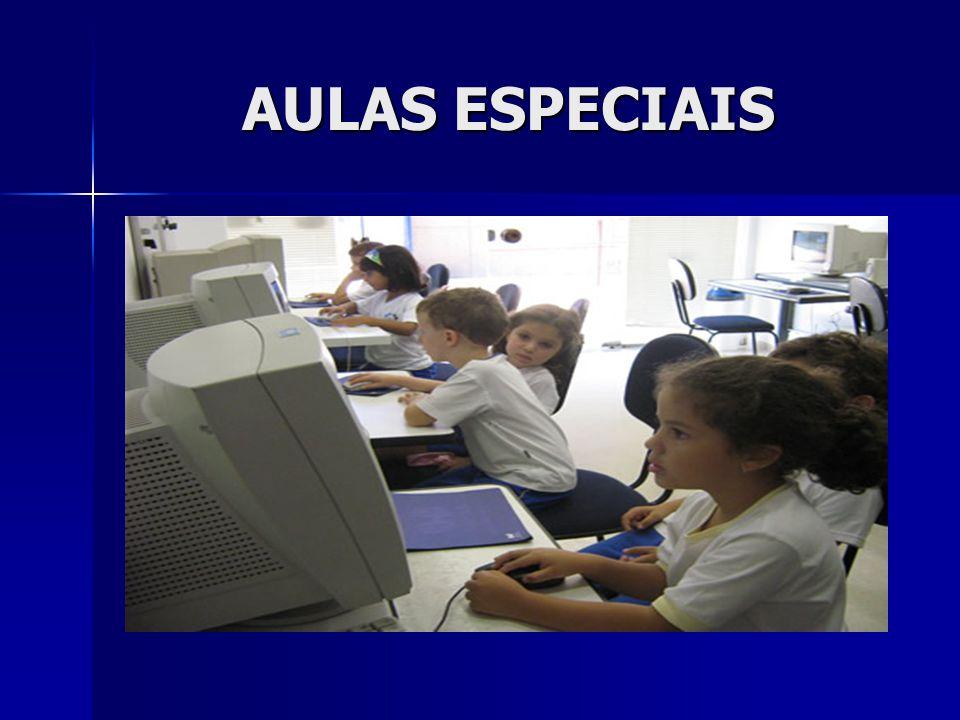 AULAS ESPECIAIS