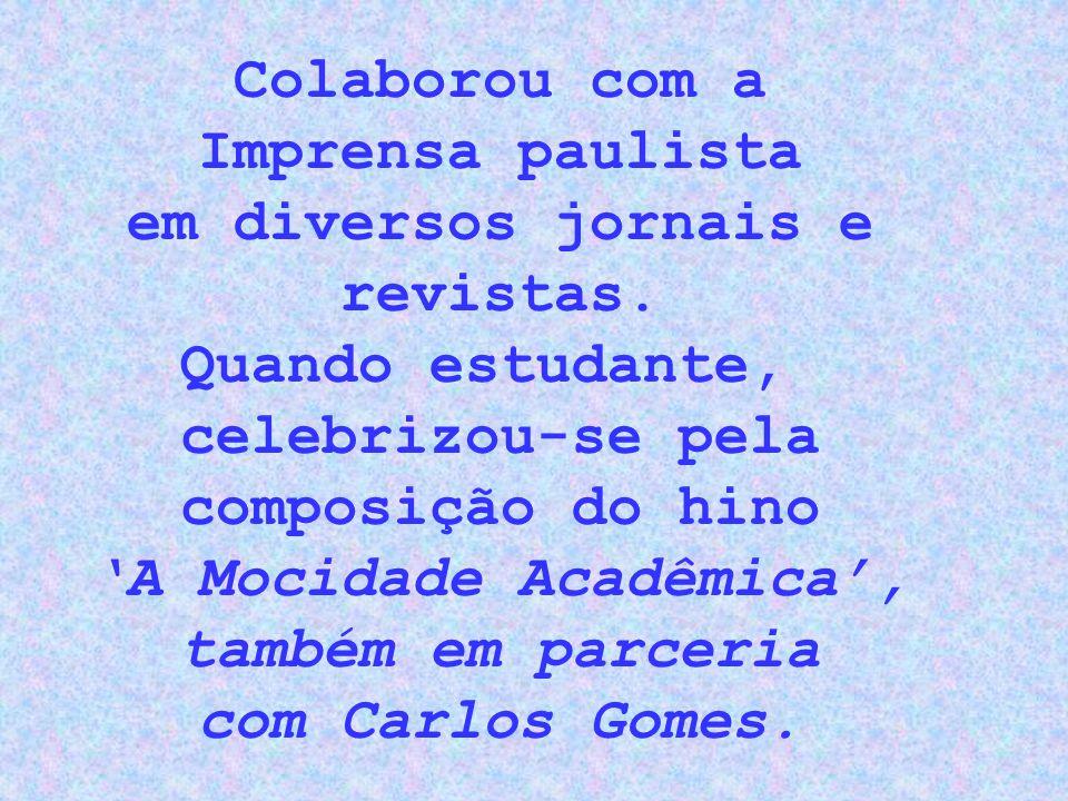Transferiu-se depois para o Estado do Rio de Janeiro, onde exerceu a advocacia.