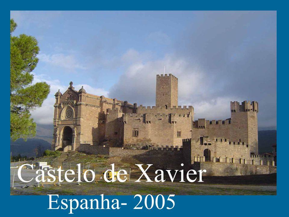 Castelo de Xavier Espanha- 2005
