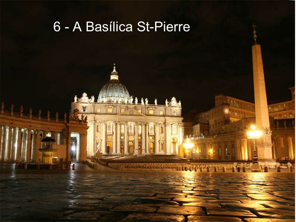 6 - A Basílica St-Pierre