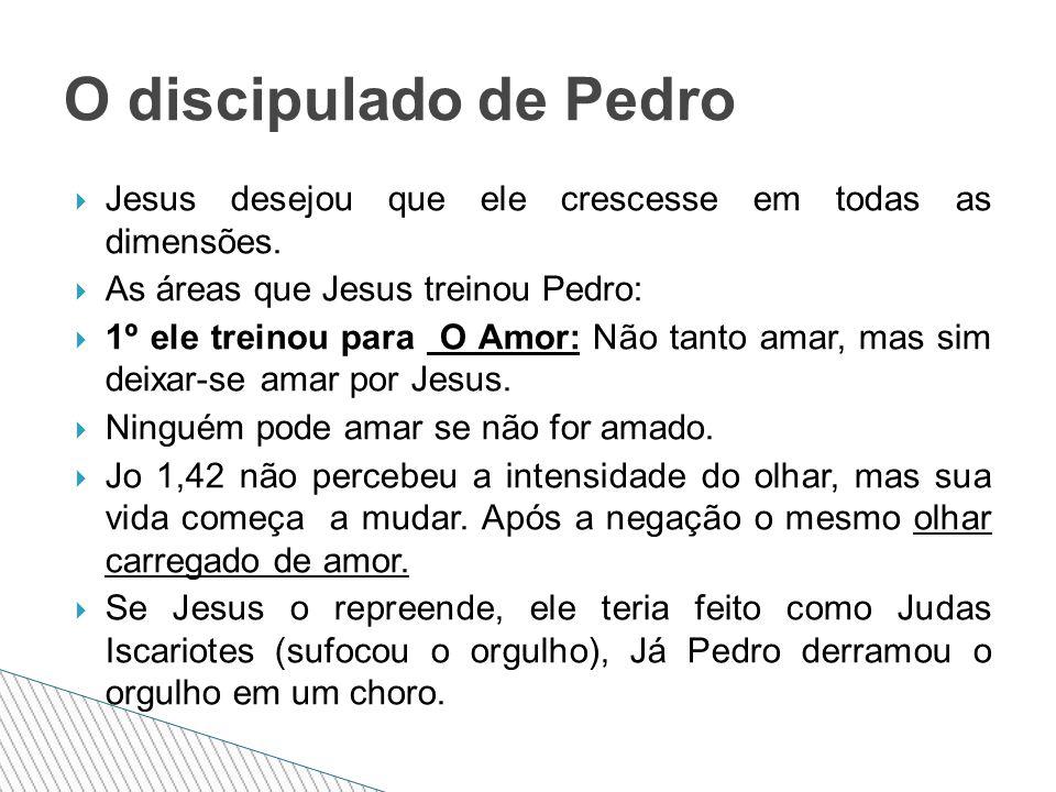  Jesus desejou que ele crescesse em todas as dimensões.