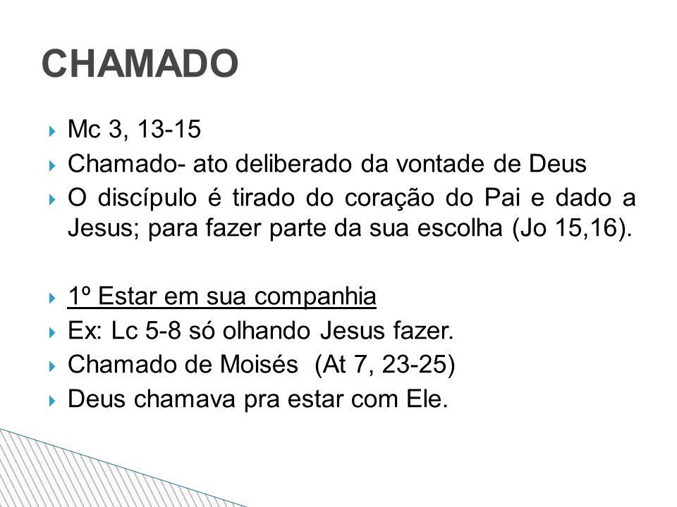  Jo 6, 41- Jesus começa a mudar o discurso (pão da vida) e a multidão muda de opinião.