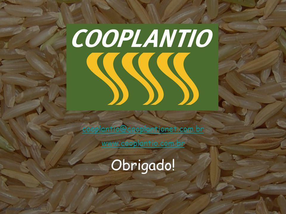 cooplantio@cooplantionet.com.br www.cooplantio.com.br Obrigado!