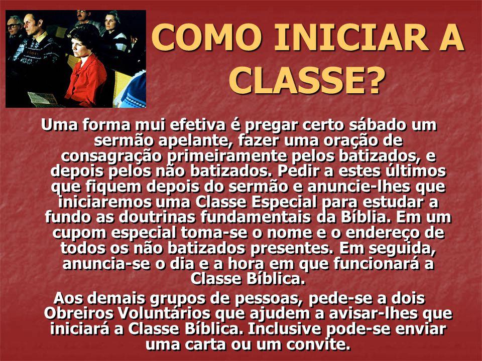 CBB nas Escolas Fundamentais e Clube de Desbravadores Seria maravilhoso que em nossas Escolas e também nos clubes de Desbravadores se organizassem Classes Bíblicas.