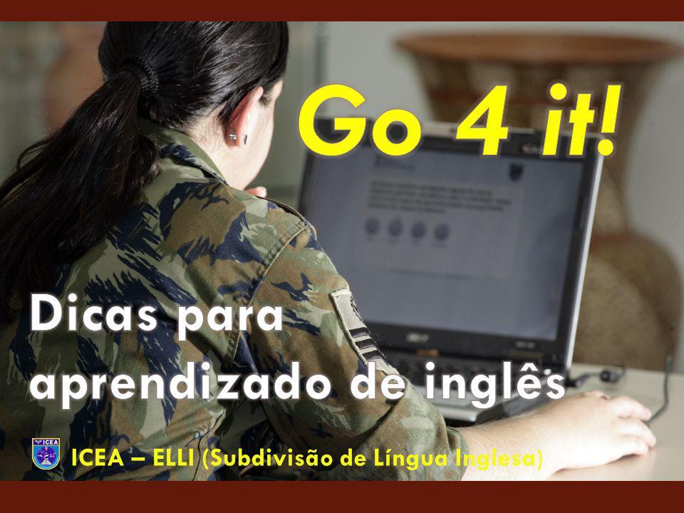 ICEA – ELLI (Subdivisão de Língua Inglesa)