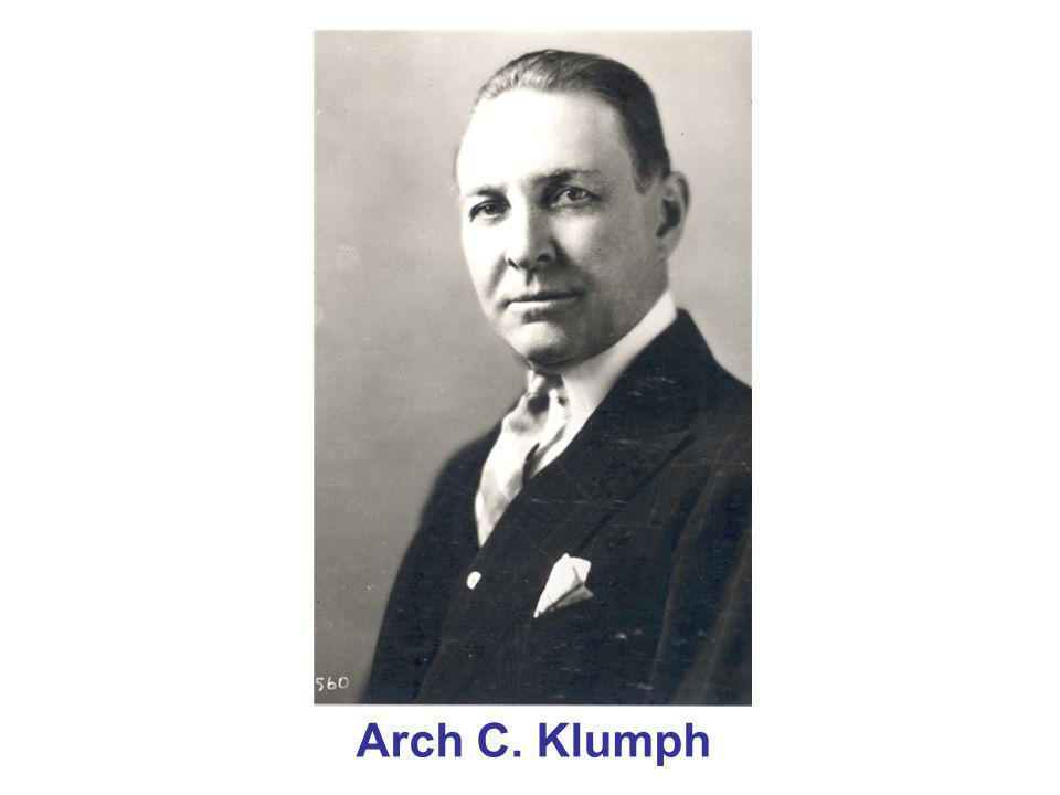 Arch C. Klumph