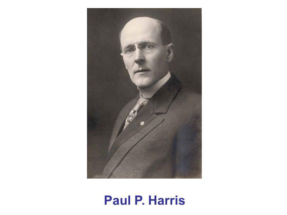 CRIAÇÃO DO TÍTULO DE COMPANHEIRO PAUL HARRIS: Em 1957, foi feito o lançamento do programa de reconhecimento através do companheiro Paul Harris, para doadores à Fundação Rotária de US$ 1 mil ou mais.