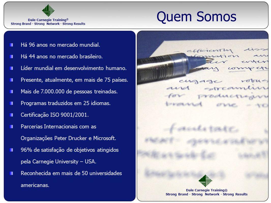 Quem Somos Há 96 anos no mercado mundial. Há 44 anos no mercado brasileiro. Líder mundial em desenvolvimento humano. Presente, atualmente, em mais de