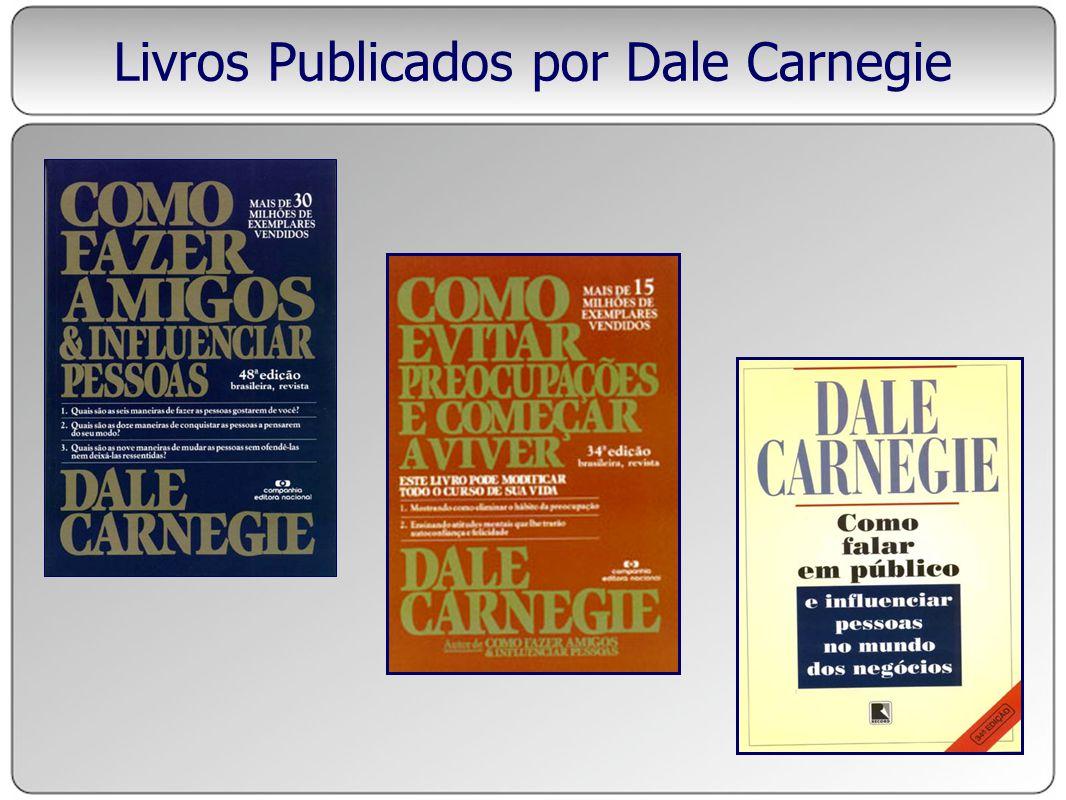 Livros Publicados por Dale Carnegie