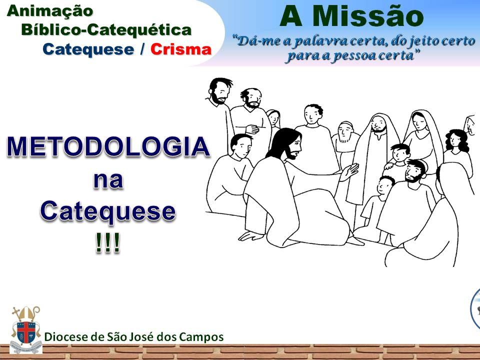 Animação Bíblico-Catequética Catequese / Crisma