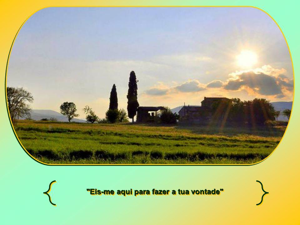 Em cada momento, em cada situação Jesus visou uma única coisa: fazer a vontade do Pai; e a cumpriu de modo radical, não movendo um dedo fora dela e repelindo até as propostas mais sugestivas que não estivessem em pleno acordo com aquela vontade.