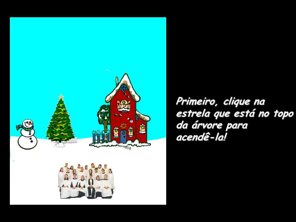 Um Natal diferente…. Um Natal diferente….