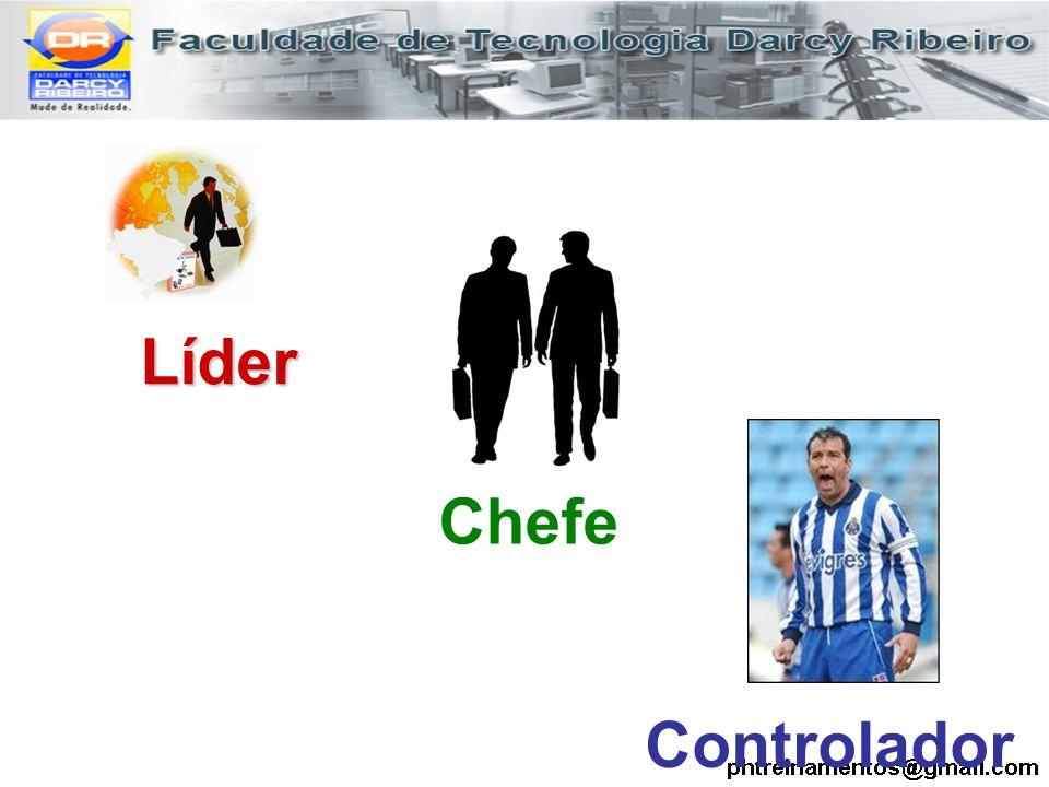 Líder Chefe Controlador