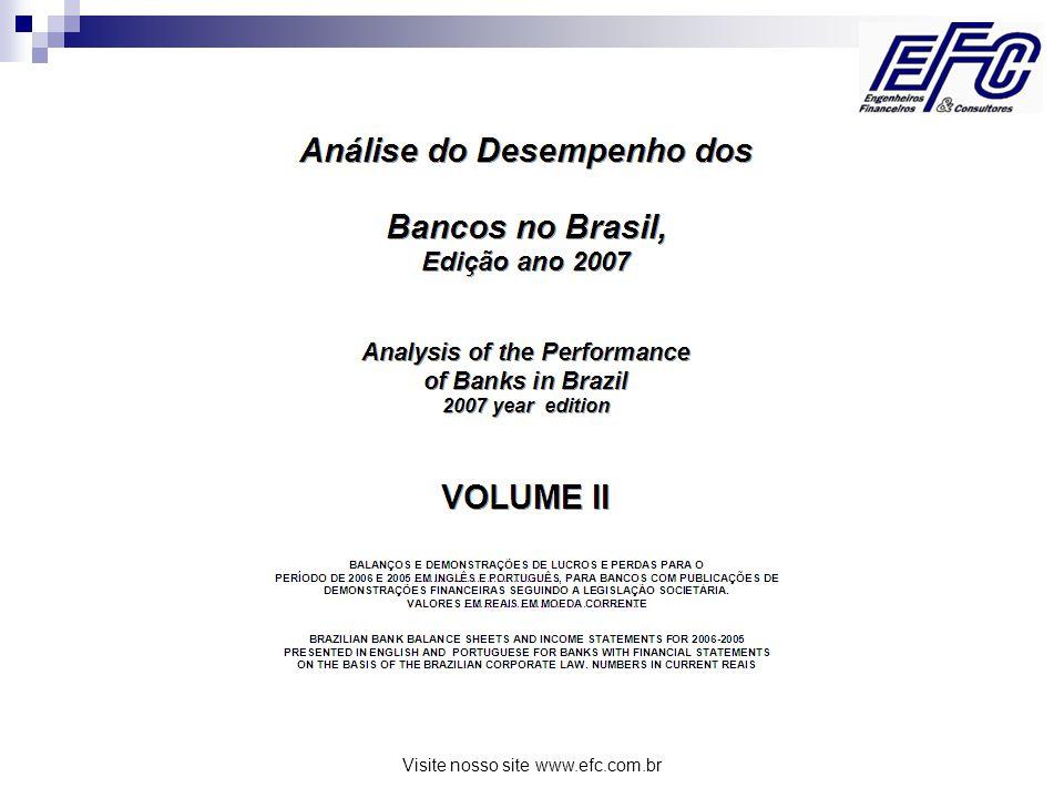 Visite nosso site www.efc.com.br
