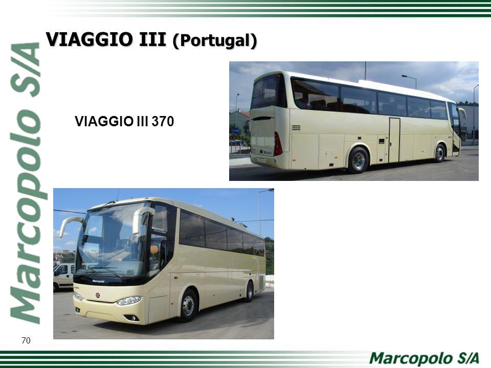 VIAGGIO III 370 VIAGGIO III (Portugal) 70