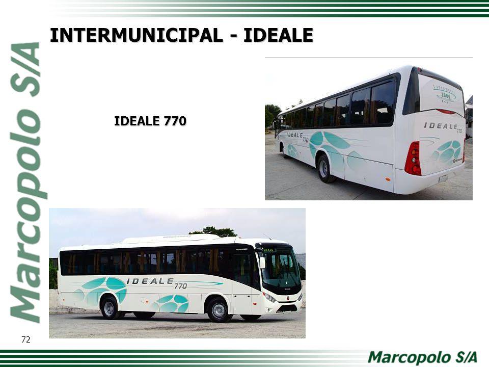 IDEALE 770 INTERMUNICIPAL - IDEALE 72
