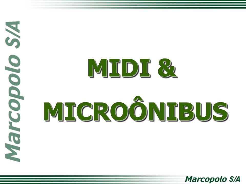 MIDI & MICROÔNIBUS MICROÔNIBUS