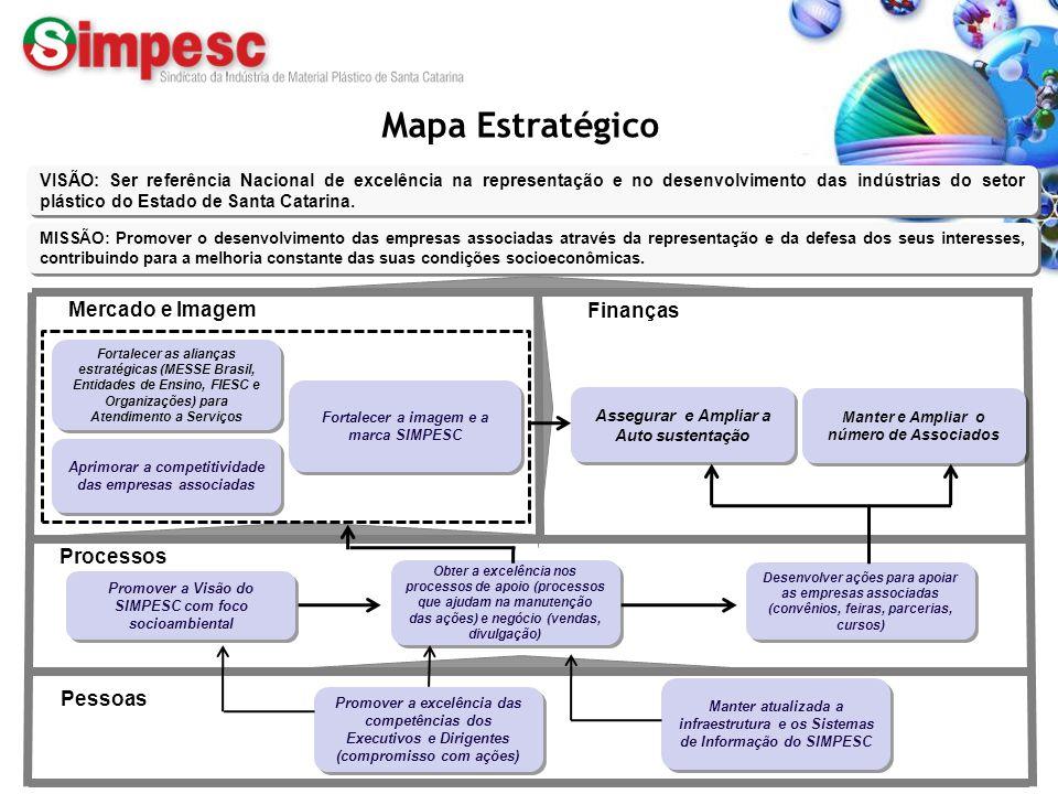 Fone: (47) 433.2351 – www.simpesc.org.br VISÃO: Ser referência Nacional de excelência na representação e no desenvolvimento das indústrias do setor pl