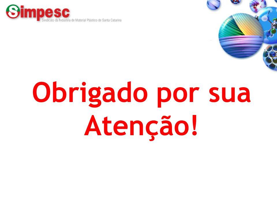Fone: (47) 433.2351 – www.simpesc.org.br Obrigado por sua Atenção!