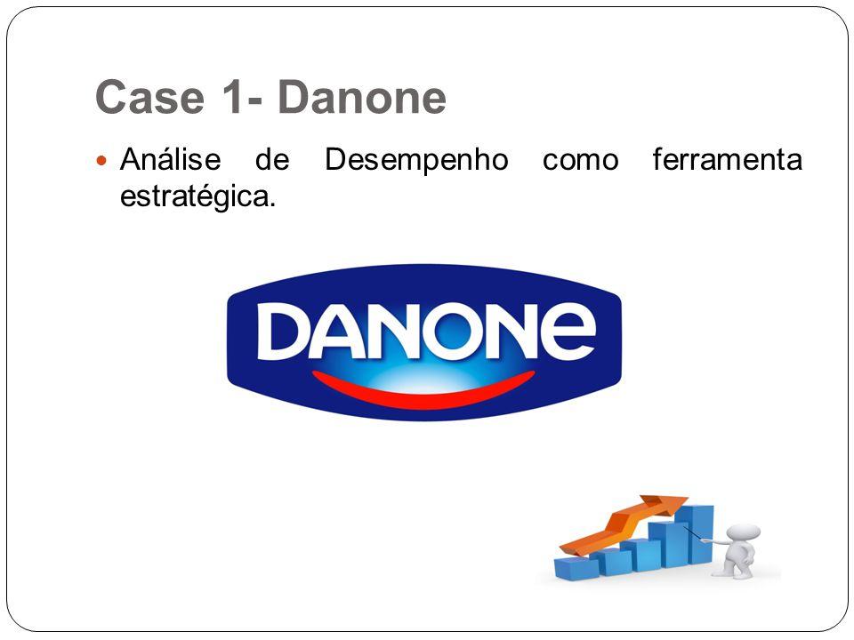 Case 1- Danone Análise de Desempenho como ferramenta estratégica.