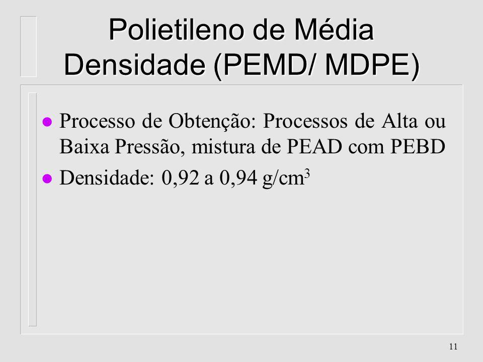 10 Polietileno de Alta Densidade (PEAD/HDPE) - Aplicações