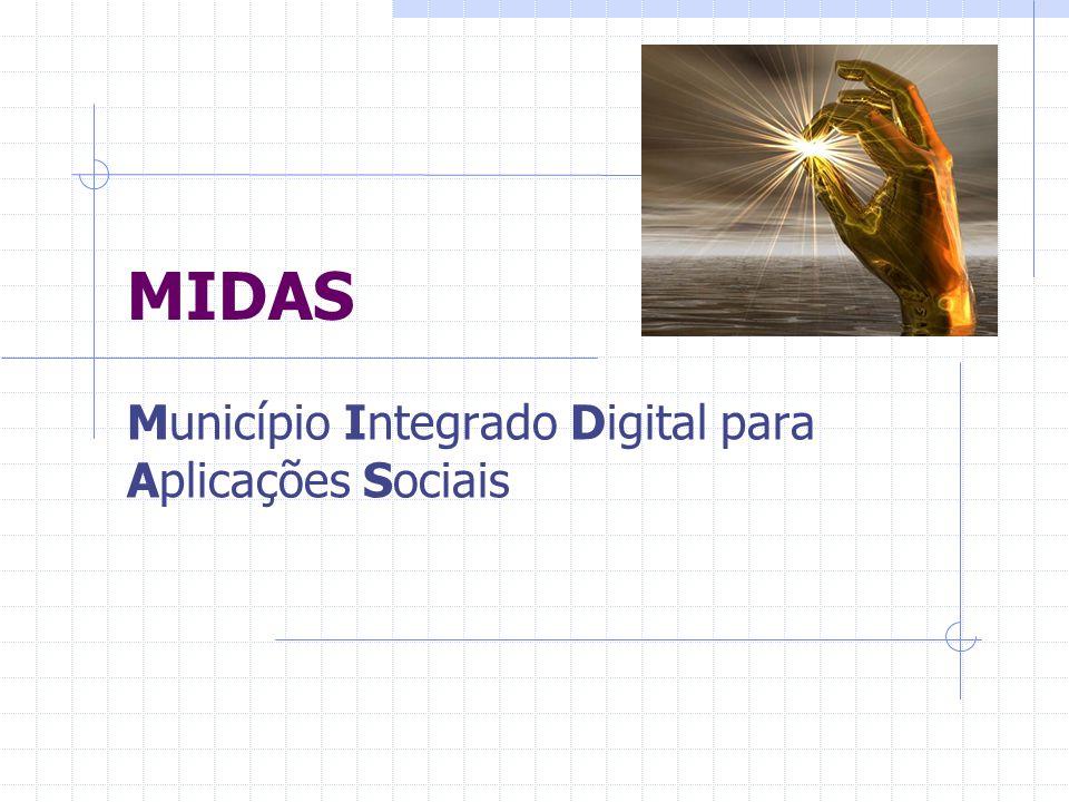 MIDAS Município Integrado Digital para Aplicações Sociais