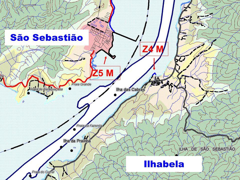 Ilhabela São Sebastião Z5 M Z4 M