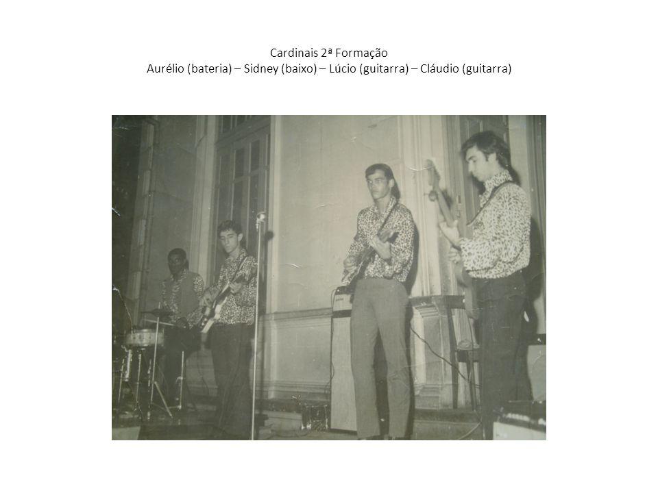 The Black Diamond Pezetti (trompete) – Jorginho (guitarra) – Jorge (trombone) – Cláudio (guitarra) – Sidney (baixo) – Chico (batera) Show no Automóvel Clube do Brasil