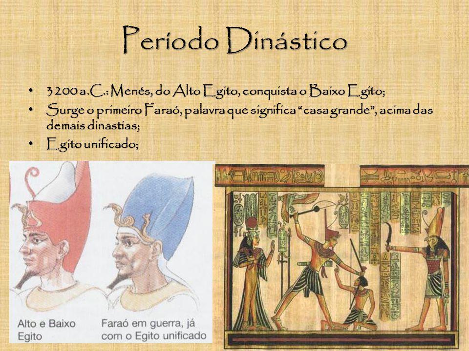 Antigo Império (~3200 a.C.