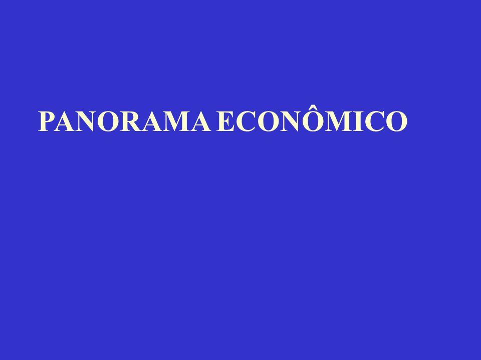 PANORAMA ECONÔMICO