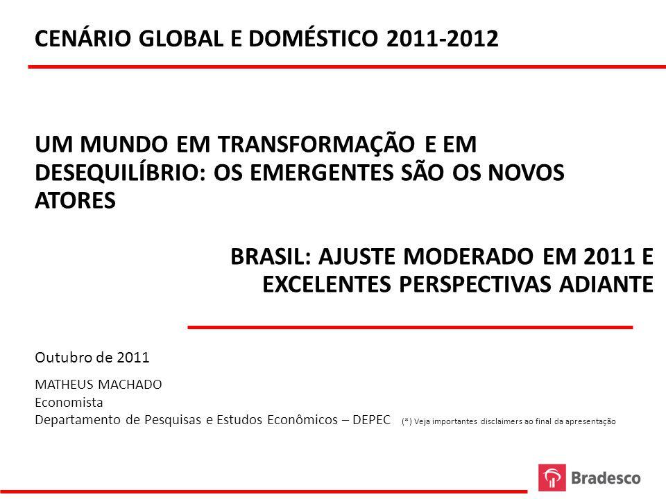 2 HOJE, INCERTEZAS NA ECONOMIA MUNDIAL SÃO IGUAS OU MAIORES QUE 2008