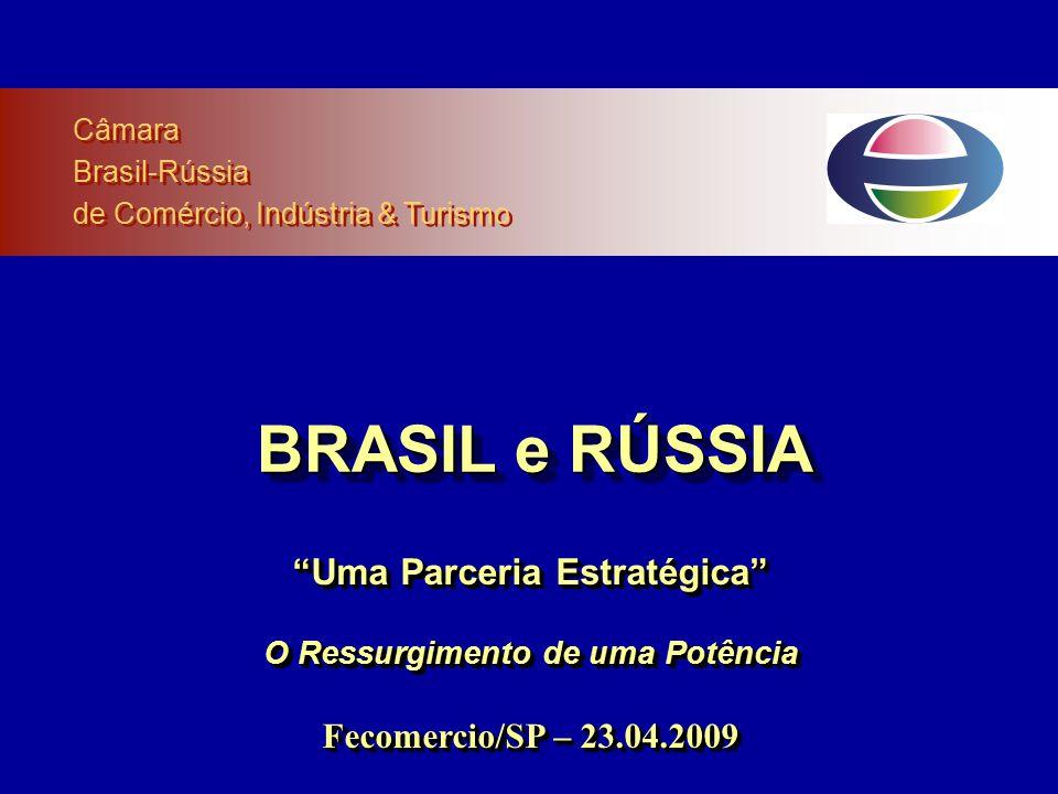 –Agência de Notícias RIA-Novosti (janeiro/2003) –Prefeitura de Moscou (fevereiro/2003) –APEX (001/03) (missão do Ministro Furlan à Rússia – maio/2003) –BNDES (missão do Vice-Presidente José Alencar à Rússia – julho/2004) –Academia de Ciências da Rússia (agosto/2004) –Ministério dos Esportes da Federação Russa (novembro/2004) –Duma de Estado (Câmara dos Deputados) da Federação Russa (abril/2005) –Associação das Pequenas e Médias Empresas da Federação Russa (junho/2005) –Funarte, Órgãos Estatais da Federação Russa (setembro/2006) - Apoio para a realização do ANO DO BRASIL NA RÚSSIA e do ANO DA RÚSSIA NO BRASIL, em 2008.