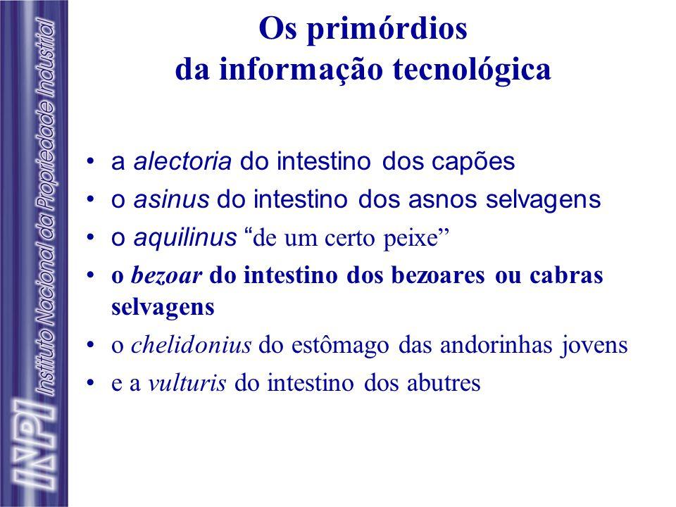 Serviços de Disseminação de Informação Tecnológica CEDIN
