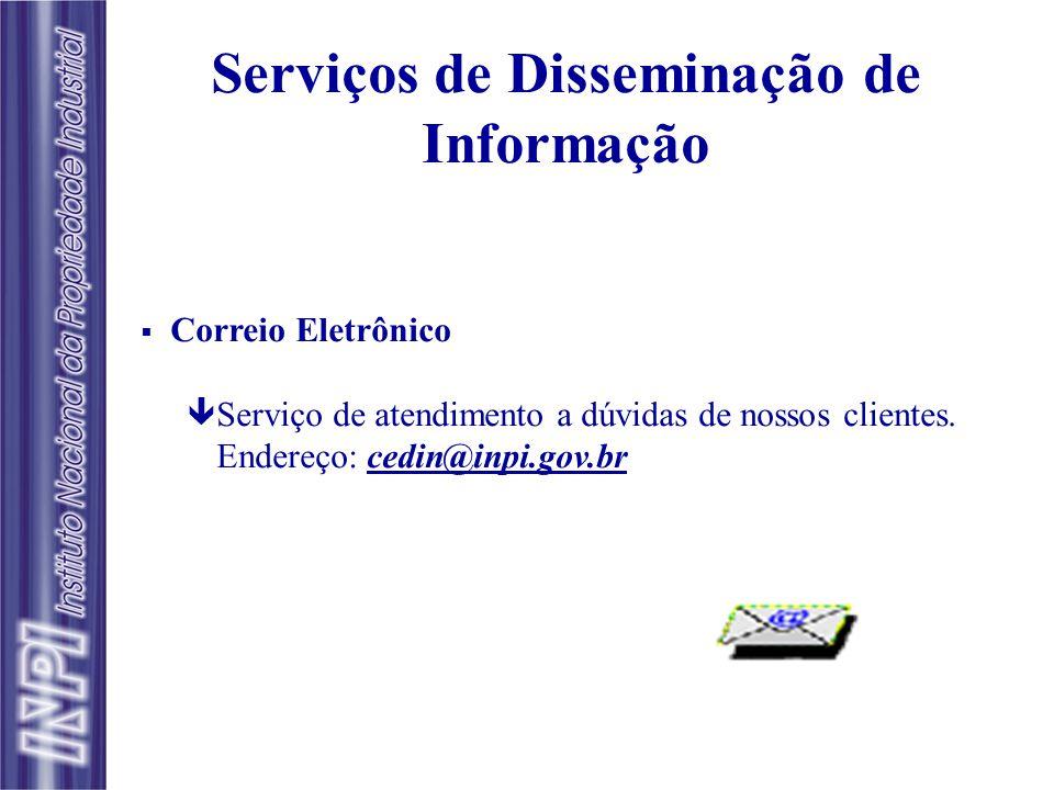 n Bancos Setoriais: Descentralização do banco de patentes sediado no Rio, por meio da montagem de mini bancos setoriais. n No Rio Grande do Sul, está