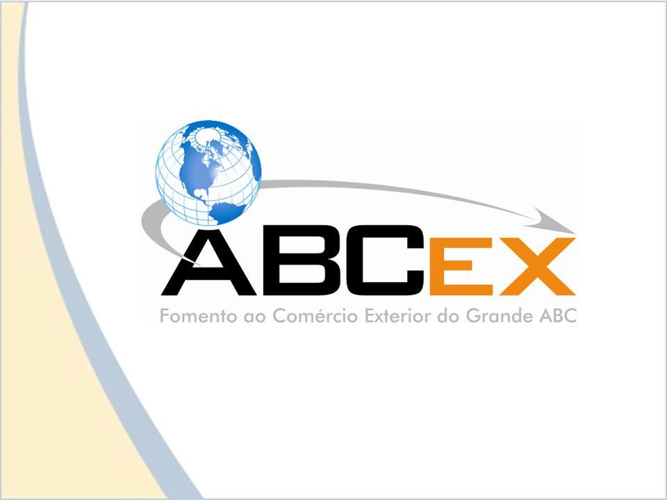 4º Encontro de Comércio Exterior do Grande ABC 28 de Janeiro de 2010 A Agência de Desenvolvimento Econômico do Grande ABC parabeniza todos os profissionais que atuam na área de comércio exterior propiciando o desenvolvimento regional.