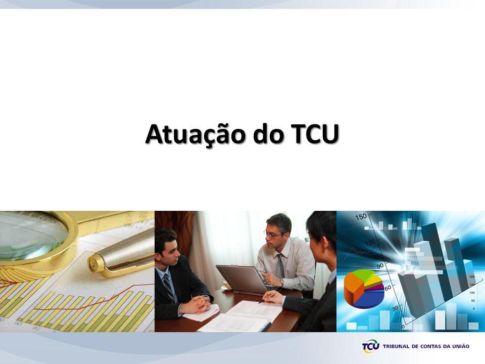 Atuação do TCU